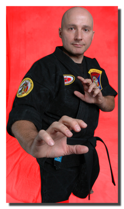 Mick Jolly Martial Artist